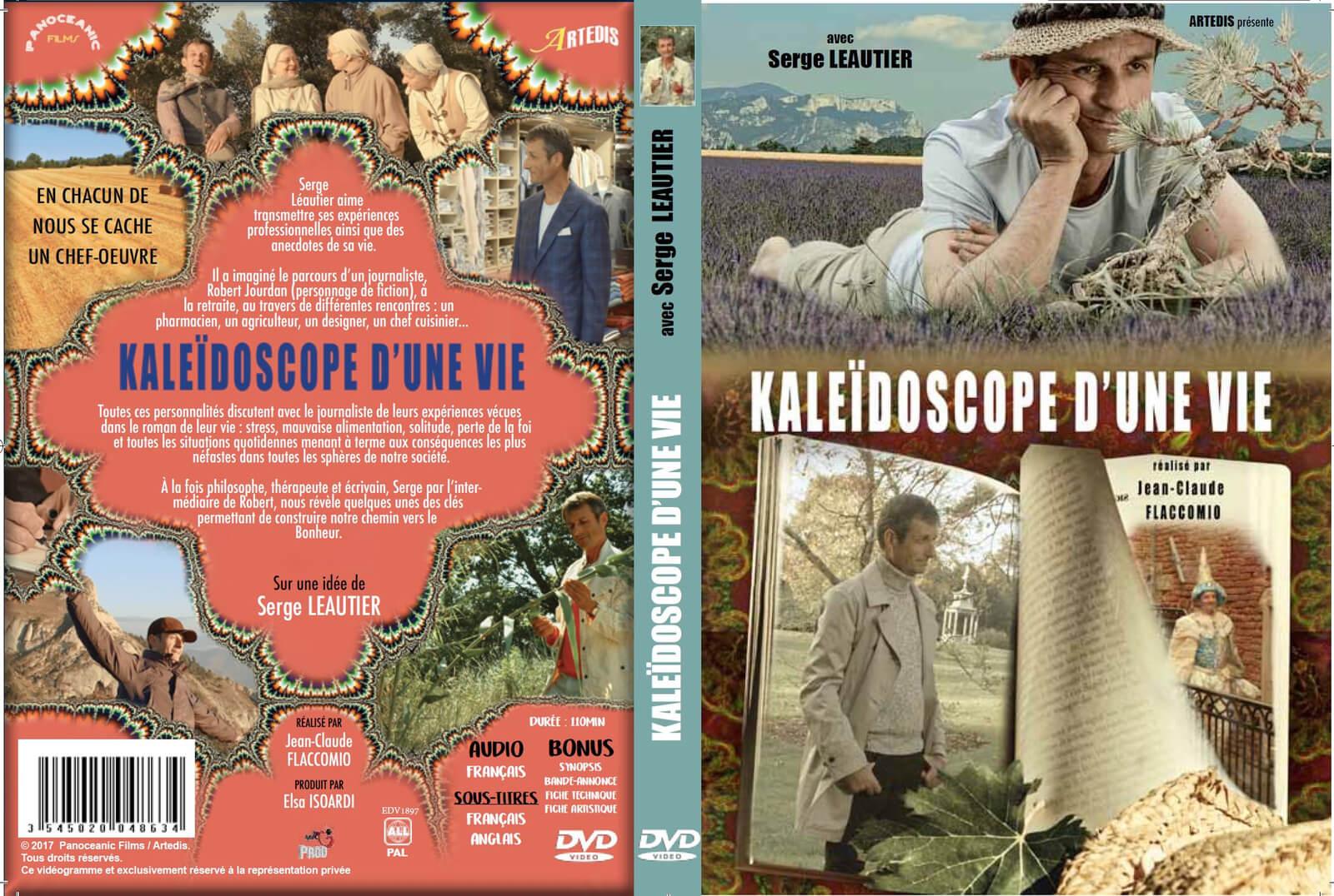 Jacquette DVD